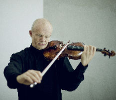 Thomas Zehetmair, violin